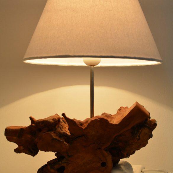 Olive Lamp