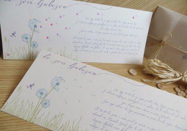 Wedding Invitation N+M
