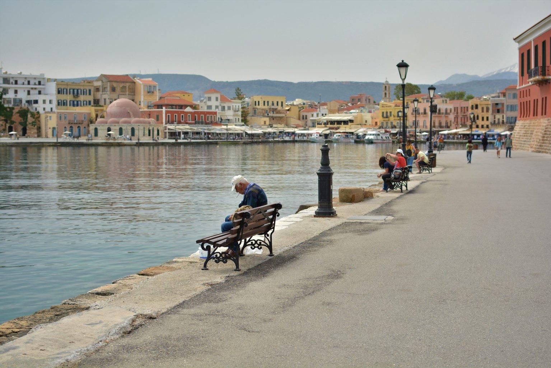 Življenje na Kreti
