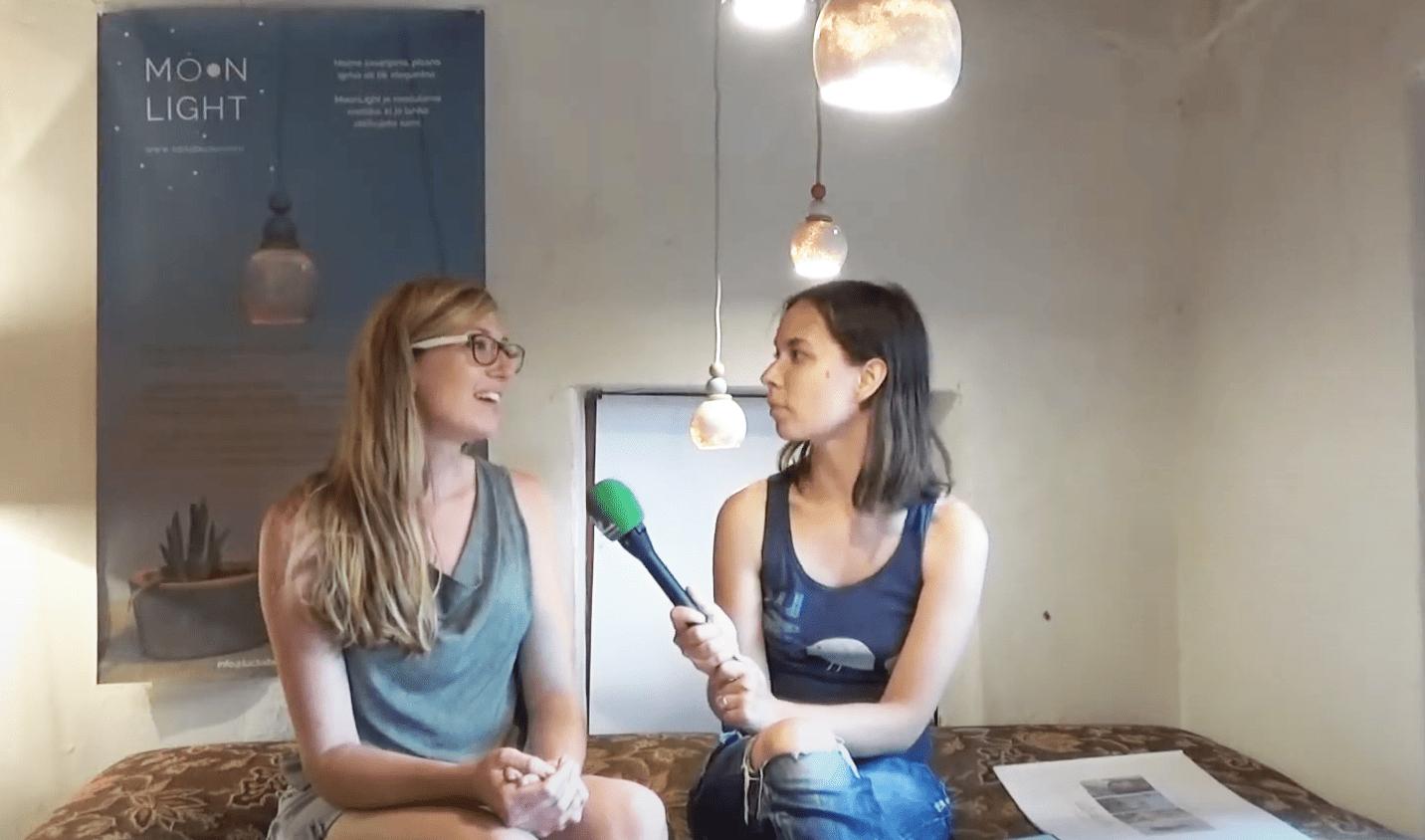 Intervju Ljubljana TV